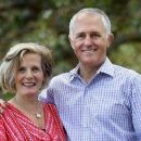 Lucy Turnbull and Malcolm Turnbull - 454 x 256