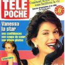 Teri Hatcher - Tele Poche Magazine Cover [France] (10 March 1997)