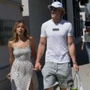 Chloe Bennet and boyfriend Logan Paul – Shopping in Beverly Hills