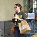 Dakota Johnson with Blake Lee – Shopping Candids In Los Angeles - 454 x 510
