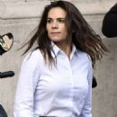 Hayley Atwell – On the set of Mission Impossible 7