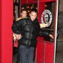 Bella Hadid – Leaving La Esquina Restaurant in Brooklyn