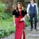 Kym Marsh and Alison King – Wedding scenes for Coronation Street - 454 x 584