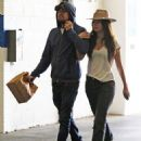 Leonardo DiCaprio and Camila Morrone - 454 x 554