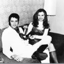 Elvis Presley and Jeannie C. Riley