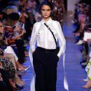Blanca Padilla – Elie Saab Runway Show in Paris - 454 x 681