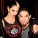 Dave Navarro & Metal Sanaz - 454 x 331