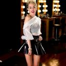 Miley Cyrus: Styled to Rock Photoshoot