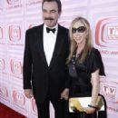 Jillie Mack and Tom Selleck