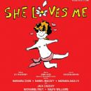 SHE LOVES ME 1963 POSTER OF BROADWAY PRODUCTION