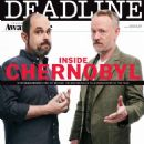 Chernobyl - Deadline Hollywood Magazine Cover [United States] (14 August 2019)