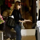 Rachel Bilson - Leaving The Four Seasons Hotel In Beverly Hills, 14.05.2008.