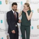 Nominations host British actor Dominic Cooper poses during the photo call for the BAFTA British Academy Film Awards nominations announcement at BAFTA in London on January 10, 2017 - 380 x 600