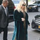 Jessica Simpson – Returns to The Greenwich Hotel in New York - 454 x 628