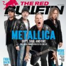 Metallica - The Red Bulletin Magazine Cover [United States] (March 2017)