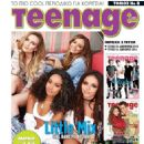 Little Mix - Teenage Girl Magazine Cover [Greece] (1 August 2016)