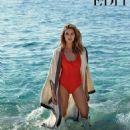 Jessica Hart The Edit Magazine 2014
