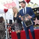 Michael Buble Honored With Star On The Hollywood Walk Of Fame - 399 x 600