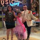 Raini Rodriguez and John Paul Green