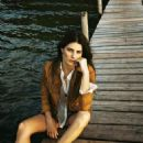 Isabeli Fontana Telegraph Uk Magazine September 2014