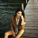 Isabeli Fontana Telegraph Uk Magazine September 2014