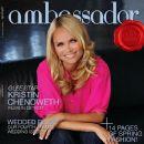 Kristin Chenoweth - Ambassador Magazine Cover [United States] (February 2011)