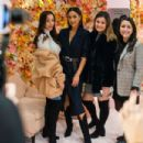 Shay Mitchell – Revolve NYC Pop-Up Store in New York