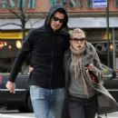 Scarlett Johansson Debuts New Man In Manhattan!