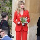 James Jagger and Anoushka Sharma Wedding - 23 April 2016