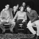 Olympia Dukakis, Jayson Westley, Con Horgon, Franco D'Alessandro missing from Photo Christina Zorich ... Shattering