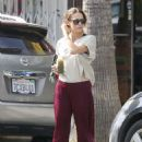 Bethany Joy Lenz Out in Los Angeles - 454 x 642