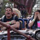 Katie Price's Rollercoaster Weekend