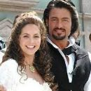 Lucero and Fernando Colunga