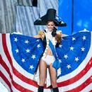 Alyssa Campanella- Miss Universe 2011- Preliminary Competition- National Costume - 450 x 580