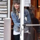 Ashley Tisdale - At The Coffee Bean & Tea Leaf In Toluca Lake, 209-12-3