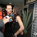 Jorge Poza and Zuria Vega