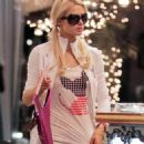 Paris Hilton - Shops At The House Of Petro Zillia In West Hollywood, 2010-02-02