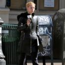Claire Danes - On Her Way Home From The Gym In New York City, 2009-03-31
