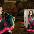 Karisma Kapoor's New Ads For Salwar Kameez For Party And Wedding Collection