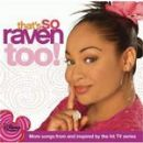 Various Artists Album - That's So Raven Too