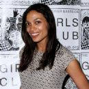 Rosario Dawson - Everything's Coming Up Rosie(s)! In NYC, 12 April 2010