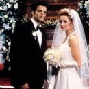 Laura Leighton and David Charvet