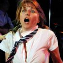 "Lucy Lawless - ""The Pleasuredome"" Show At The Roxy Theatre In West Hollywood"