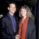 Steve Guttenberg and Sabrina Guinness