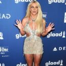 Britney Spears – 2018 GLAAD Media Awards in Los Angeles - 454 x 681