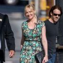Kirsten Dunst – Visits Jimmy Kimmel Live! in Hollywood - 454 x 589