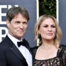 Stephen Moyer and Anna Paquin – 77th Annual Golden Globe Awards in Beverly Hills