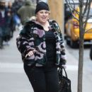 Rebel Wilson – Out in New York