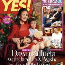 Dawn Zulueta, Dindi Gallardo, Samantha Lopez - Yes Magazine Cover [Philippines] (December 2012)