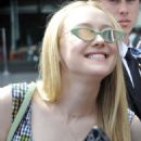 Dakota Fanning at the Directors Guild of America in Los Angeles